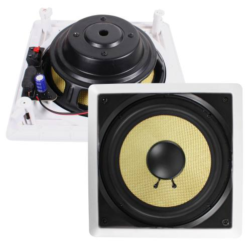SSC Series,In-Wall Square Speaker