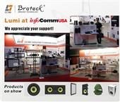 Lumiaudio at InfoComm Fair